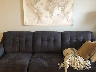 Great Dark Grey Sleeper Couch for Sale in McKinney,  TX