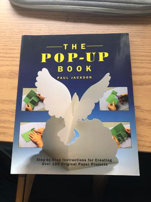 The Pop-Up Book. Almost new for Sale in Lewisburg, PA