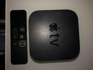 APPLE TV Gen 4 w/ Remote for Sale in Los Angeles, CA
