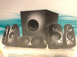Logitech z506 5.1 speaker for Sale in Chicago, IL
