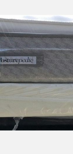 Queen Bed Pillow Top Can Deliver New Sealy for Sale in Lakeland,  FL