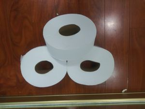 New big rolls of toilet take all 4 for $35 cash for Sale in Sacramento, CA