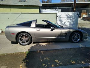 Corvette 2002 sale or trade for Chevy Silverado for Sale in San Diego, CA