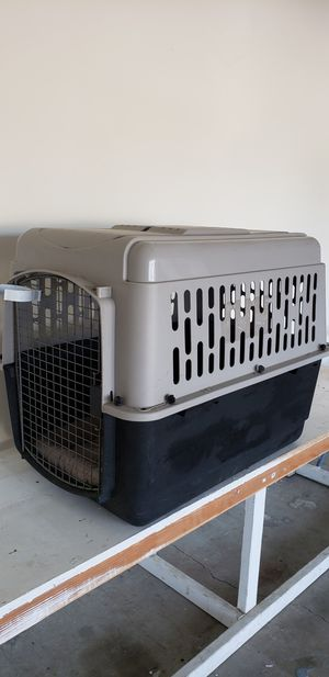 Large Dog crate for Sale in Spring Valley, CA