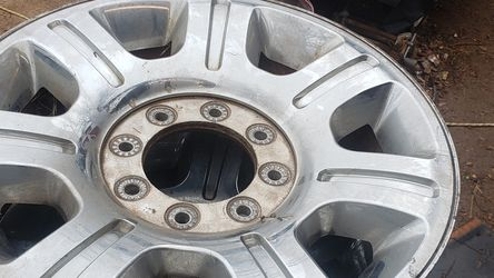 Ford Lariat Rims Off A F-250 20in for Sale in San Angelo,  TX