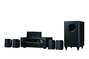 Onkyo 5.1 Surround Sound Setup for Sale in Lynnwood, WA