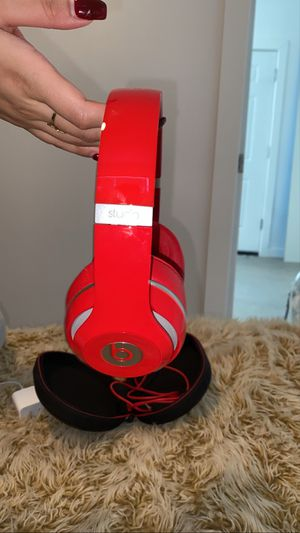 Red Beats Studio 2 (Wired) for Sale in Phoenix, AZ