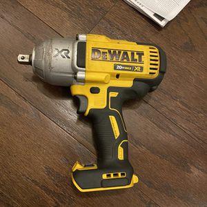 Dewalt 20v XR 3 Speed 1/2 Impact Wrench for Sale in Washington, DC