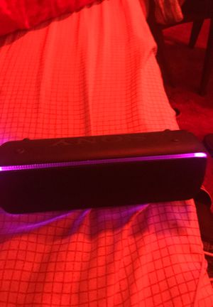 Sony Bluetooth speaker for Sale in Sterling, VA