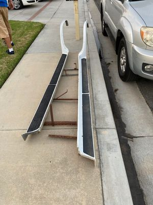 RUNNING BOARDS for Sale in West Covina, CA