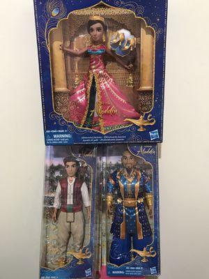 Barbie doll Aladdin set for Sale in Temple City, CA