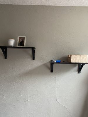 Dark brown shelves for Sale in Pittsburgh, PA