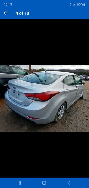 Hyundai elantra 2015 for parts for Sale in Brooklyn, NY