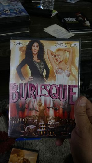 Burlesque DVD for Sale in Bellflower, CA