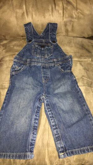 Faded Glory overalls size 18 month for Sale in Farmers Branch, TX