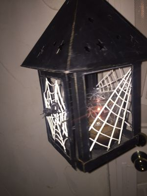 Halloween candle holder lantern for Sale in San Diego, CA