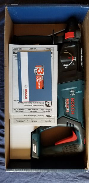 Bosch Bulldog Cordless Hammer Drill New Never Used for Sale in Brighton, CO