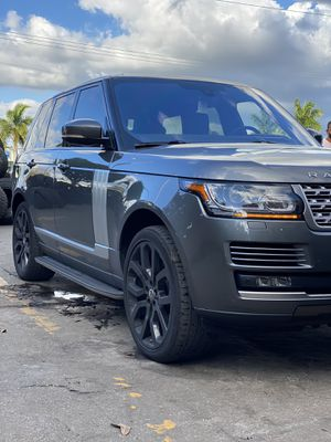 Range Rover Diesel + 58hp / 106lbft for Sale in Elk Grove Village, IL
