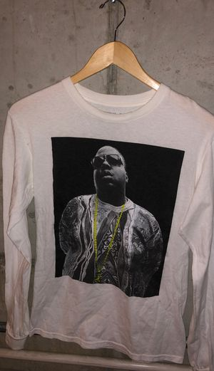 Brooklyn Mint Notorious BiG long sleeve S for Sale in Fresno, CA