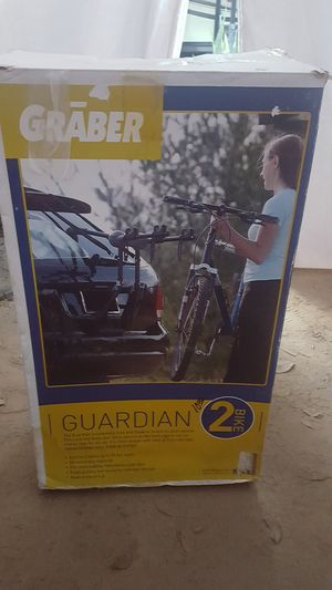 Graber Gaurdian 2 bike rack for Sale in Milton, FL