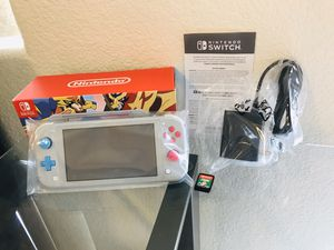 Nintendo Switch Lite Limited Edition *Brand New!!* for Sale in Las Vegas, NV