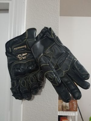 Komodo motorcycle gloves for Sale in Plano, TX
