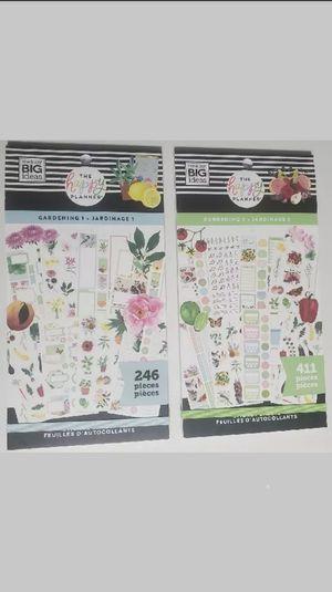 Happy Planner Garden 1 & 2 for Sale in NORTH PRINCE GEORGE, VA