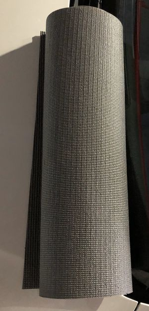 Grey yoga mat perfect condition for Sale in West Palm Beach, FL