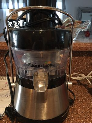 Fusion juicer like new for Sale in Cumming, GA