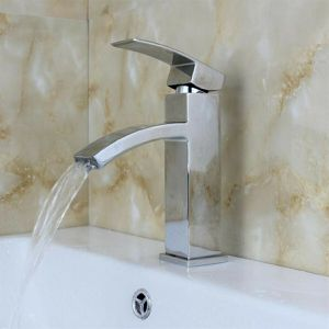 Waterfall Spout Bathroom Basin Faucet. for Sale in Duluth, GA