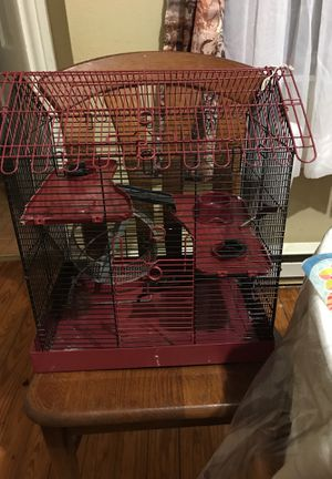 Hamster cage for Sale in Martinsburg, WV