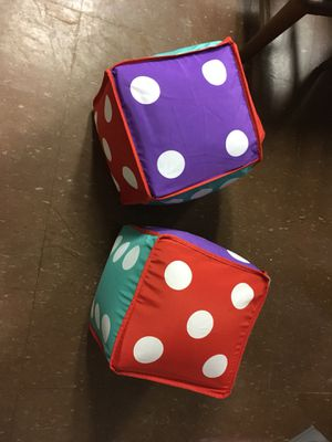 Blow up dice for Sale in Ambridge, PA