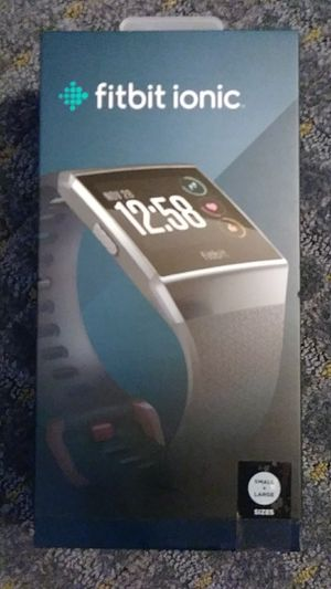 Fitbit ionic 120$ for Sale in Fontana, CA