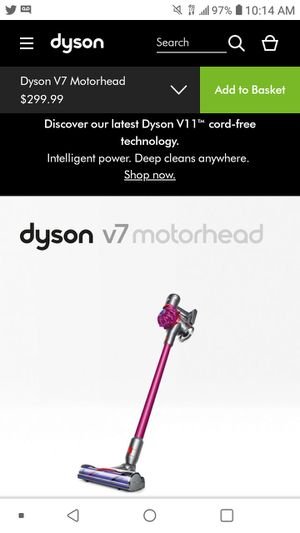 Dyson v7 motorhead for Sale in Concord, CA
