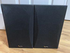 Infinity bookshelf speakers model SM65 for Sale in Dickinson, TX