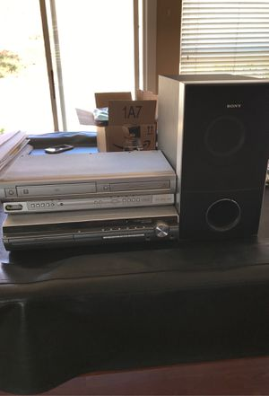 DVD home theater system for Sale in Jamul, CA