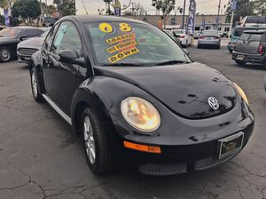 2008 Volkswagen new beetle for Sale in South Gate, CA