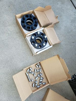 1 inch wheel spacers for jeep for Sale in Cheektowaga, NY