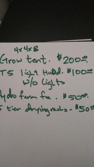 Growing equipment for Sale in Lodi, CA