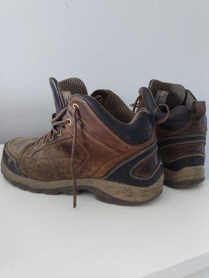 RED WING BOOTS. Mid cut/steel toe. Best work boots around by far for Sale in Norfolk, VA