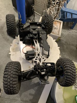 Losi Rock Rey roller with servo for Sale in Orondo, WA