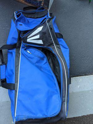 Easton large baseball rolling bag for Sale in Redwood City, CA