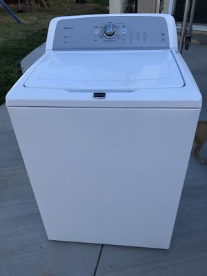 Maytag commercial technology washer he bravos x energy star for Sale in Fresno, CA
