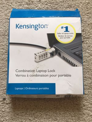 Laptop lock for Sale in Columbus, OH