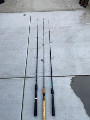Fishing Rod (3 for $21) for Sale in Fontana, CA