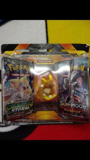 Raichu Pokemon Card Pack for Sale in El Paso, TX