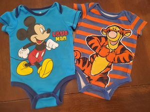 Baby Onesies. All for $3. for Sale in Fresno, CA