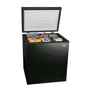 Chest Freezer 5cu ft. Black - NEW Artic freezer for Sale in Fairfax Station, VA