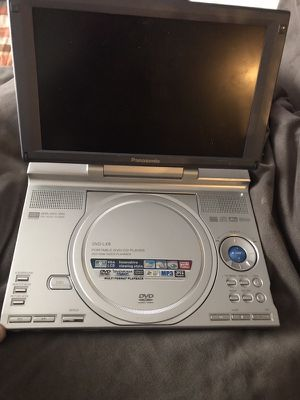 Portable Panasonic DVD player for Sale in Bronx, NY