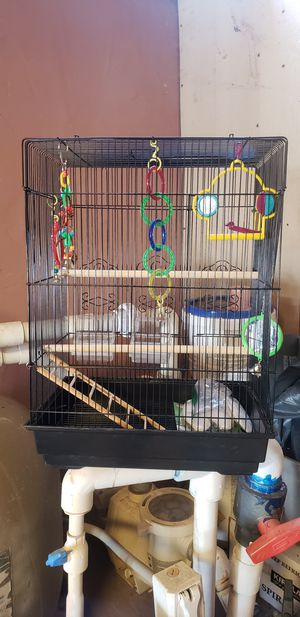 Bird Cage like new for Sale in Phoenix, AZ